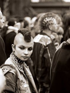 punk girl | Flickr - Photo Sharing!