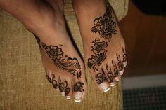 Image result for мехенди на ноге картинки