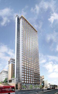 City lofts building uni