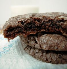 Nutella Gooey Butter Cookies