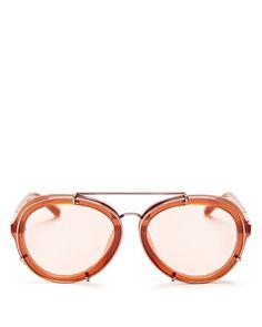 21e69706026 3.1 Phillip Lim Women s Aviator Sunglasses