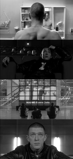 La Haine - one of the best films I have ever seen! Fantastic cinematography.