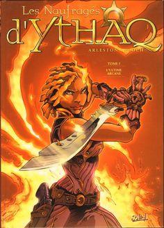 Ythaq No Escape Marvel Soleil) comic books Comic Books Art, Comic Art, Book Art, Troy, Character Concept, Concept Art, 100 Books To Read, Samurai Art, Barbarian