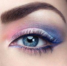 awesome Эффектный смоки айс для голубых глаз (50 фото) — Особенности техники пошагово