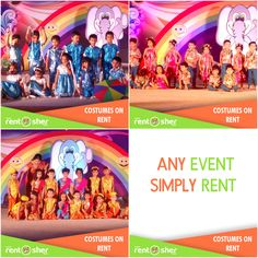 The two best days in school are The First and The Last. RentSher committed to help you create great memories from one's school life by providing all your #Annual_Day needs like #Event Management, #Decorations, #Lightings, #Costumes, #Accessories and #Props etc. at affordable costs with doorstep delivery and pickup across #Bangalore and #Delhi. Visit us today for more details: www.rentsher.com