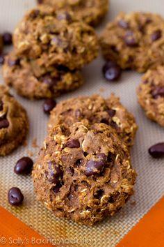 Healthy Oatmeal Raisinet Cookies-2