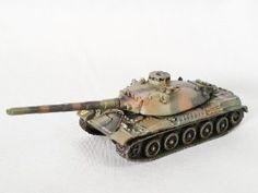 1/144 TOMY TAKARA World Tank Museum WTM S9 TANK Figure Model French AMX30 NATO DARK GREEN SAND
