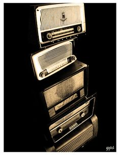 Vintage Radios [50 Pics] - Socialphy
