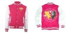 Cardcaptor Sakura college jacket by MaDoEstudio on Etsy