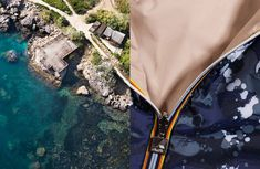 Aerial fashion & aerial landscapes - photography by Joseph Ford