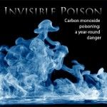Be Warned about the invisible poison of #carbon #monoxide!