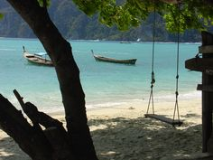 Thailand is famous for its lovely beaches