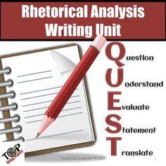 Ad Analysis Essay Ethos Pathos Logos Lesson - image 4