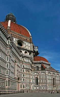 The Duomo of Florence, Italy