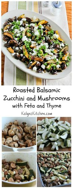 This easy and delicious way to cook zucchini made history in my family when my vegetable-avoiding brother-in-law had seconds on vegetables! [from KalynsKitchen.com]