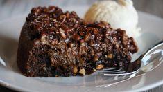 Kladdkake med karamell og krønsj Sweet Recipes, Cake Recipes, Dessert Recipes, Norwegian Food, No Bake Cake, Rice Krispies, Brownies, Sweet Tooth, Steak
