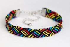 Petit bracelet brésilien pour une collègue