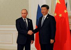 Moskva/Peking 9. júla 2016 (HSP/Foto:TASR-Mikhail Klimentyev/Sputnik, Kremlin Pool Photo via AP)  Alexander Rostovcev uverejnil včera článok na ruskom serveri politikus.ru, v ktorom analyzuje čínsky návrh na vytvorenie spoločného mocenského bloku Číny a Ruska, ktorý by bol namierený proti NATO a USA Čínsky prezident a Generálny tajomník Ústredného výboru Komunistickej strany Číny Si Ťin-pching vo …