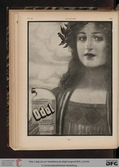 Jugend, German illustrated weekly magazine for art and life, Volume 10.2, 1905.