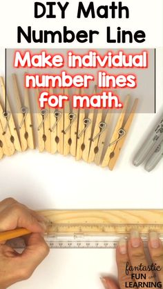 Community Helpers Preschool Discover DIY Number Line DIY Number Line for Counting and Math Activities Numbers Kindergarten, Kindergarten Math Activities, Learning Numbers, Math Numbers, Homeschool Math, Teaching Math, Dyslexia Activities, Counting Activities, Fun Learning