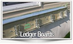 Complete deck building code tips for railings, stairs, stringers, treads, foundations, ledger boards and more...