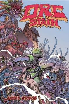 Orc Stain Volume 1 TP by James Stokoe. $12.23. Series - Orc Stain. Author: James Stokoe. Publication: December 21, 2010. Publisher: Image Comics (December 21, 2010). Save 32%!