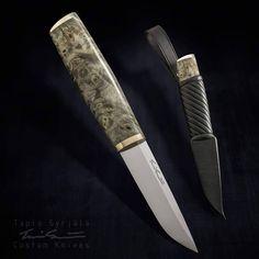 Tapio Syrjala knives