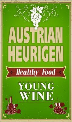 AUSTRIAN HEURIGEN in Manila, by Chili Gallei Manila, Vienna, Chili, Healthy Recipes, Logos, Artwork, Health Recipes, Work Of Art, Chile