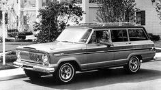 Jeep Wagoneer von 1966