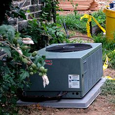 Get Your Central Air Conditioning Ready for Summer:   Sweltering temperatures are just around the corner, and your best defense is a central air-conditioning system. If you have one at your house, there are a few things you can do to make sure that it's tuned up and ready to go when the summer sun arrives.