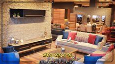 """Duvarlarınızda Ferro modelimiz ile demirli beton görünümünün en gerçekçi halini yaşayın. Güçlü ve güzel bir görünüm için """"#Stonepanel"""" Dekoratif Tavan Kaplama ve Duvar Panelleri Sistemleri.  Experience the realistic appearance of ferro-concrete with Ferro model on your walls. For a strong and beautiful look; """"#Stonepanel"""" Decorative Ceiling Tiles and Wall Panel Systems.  Diğer referanslarımız ve daha fazla ürün seçeneği için   For see other products and references; www.stonepanel.com.tr"""