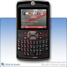 My second Nextel phone: Motorola i90c (2001) | My Cell ...