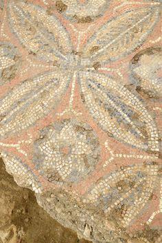 Scoperti dei mosaici romani ad Auch, in Francia | Il Fatto Storico