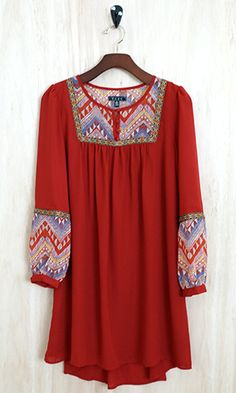 Aztec Girl Tunic [ HGNJShoppingMall.com ] #Fashion #shop #deals