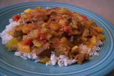 Leftover Lamb Curry. Photo by *Parsley*