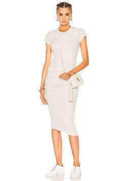JAMES PERSE Classic Skinny Dress. #jamesperse #cloth #