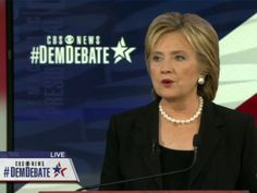 Hillary Clinton got grilled on ISIS with the very first question...
