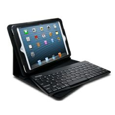 Kensington - Browse by Device - Apple - iPad mini - KeyFolio™ Pro 2 Removable Keyboard, Case & Stand for iPad® mini