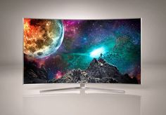 Panasonic launches TVs that are big, beautiful and literally dazzling