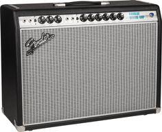 '68 Custom Vibrolux® Reverb   Guitar Amplifiers Amps   Fender® Amplifiers