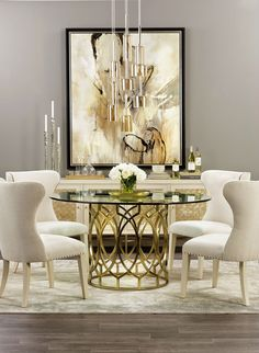 Top 25 Modern Dining Table 23