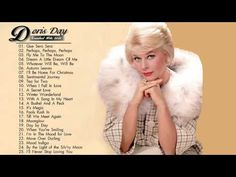 ▶ Best of Doris Day Easy Listening Music, My Music, Best Youtubers, My Favorite Music, Greatest Hits, Dory, American Actress, Music Videos, Singing