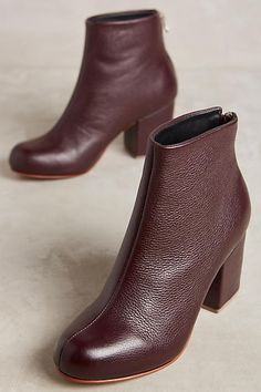 Rachel Comey Tilden Booties - anthropologie.com