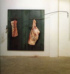 Jannis Kounellis, Untitled, 1989