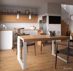 American Living Room Wood on Behance
