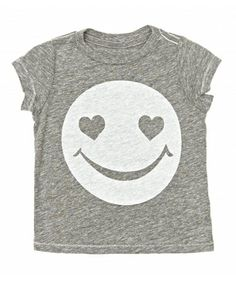 Baby Smiley Face Tee