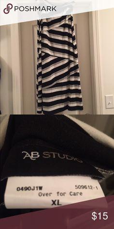 Maxi skirt Perfect condition! AB Studio Skirts Maxi