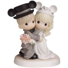 "Precious Moments Disney Collection ""Magically Ever After"" Figurine"