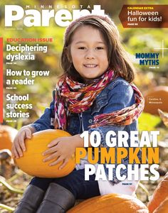 Check out our October #coverkid, 4-year-old Coraline of Minneapolis!   Cover photo by Tracy Walsh Photography  Pick up a copy now at one of our 1,000 FREE news racks (mnparent.com/racks) or read us right now on Issuu (issuu.com/minnesotaparent).