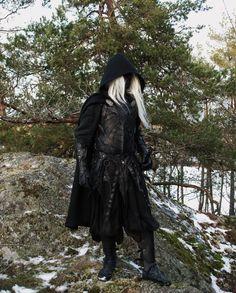 Dark Elf Warrior - kick ass costume! For thee husband